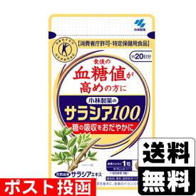■ポスト投函■[小林製薬]小林製薬の栄養補助食品 サラシア100 約20日分 60粒
