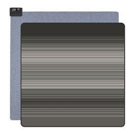 在庫処分 広電 3畳ホットーカペット カバーセット VWU3015-HFND ダニ除け カバー丸洗い
