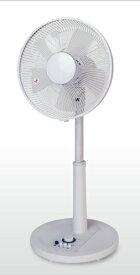 千住 TEKNOS テクノス メカ式扇風機 KI-1737(W)