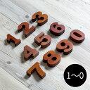 木彫りのアルファベット文字オブジェ(0〜9)(11553-0-11553-1-11553-2-11553-3-11553-4-11553-5-11553-6-11553-7-11553…