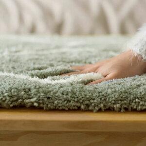 【クーポンあり】玄関マットラグマット約50cm×80cmベニオワレン風ベニオワレン風メッシュ[b1a-83]【ラグカーペットおしゃれ長方形ラグ絨毯じゅうたんオールシーズン冬ベニオワレン風モロッカンモロカンアジアン西海岸マット水色白グレー50×80】