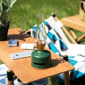 LEDランタンスピーカーアウトドアキャンプLEDライト懐中電灯Bluetoothスピーカー電池充電式選べる5色ガラスシェード[98800-dgr98800-dbr98800-wh98800-ye98800-gr]【アウトドアキャンプグラスサウンド透明おしゃれ】