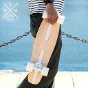 スケートボード ミニクルーザー ホワイト[66891]【 ON-THE-GO オンザゴー ミニクルーザー スケートボード クルージン…