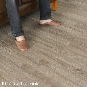 木目調フロアタイル接着剤付き床材貼るだけフローリングタイル12枚セット[接着タイプ全10色]床タイルフロアタイルステッカーフロアーマットシールフローリングカーペットウッドカーペットDIY床リフォーム02P05Nov16