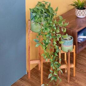 スタンド 植木鉢スタンド ウッドスタンド 高さ56cm 木製 [98920]【 スタンド 直径18cm ガーデン雑貨 ポットスタンド 】
