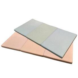【送料無料】【代引き不可】アキレス 三つ折りバランスマットレス ダブル(135×192×6cm)
