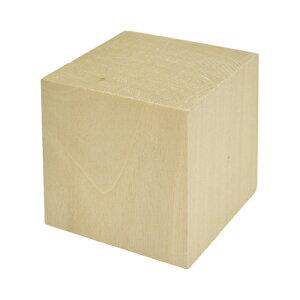 木製 立方体 朴 50x50x50mm 木材 木工 材料 板材 素材 工作 DIY 角材 パーツ ブロック 積み木 積木 つみき サイコロ 模型