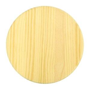 塗装済み 円形 パイン集成材 クリア塗装 直径80cm 厚1.8cm 800x18 集成材 木材 木板 ボード 丸い 円 丸 台 板 パイン 天板 テーブル テーブルトップ
