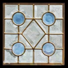ステンドグラス ピュアグラス SH-D01 パネル 窓枠 おしゃれ アンティーク ガラス ランプ シート 照明 北欧 取り付け DIY ドア 窓 リビング 浴室 玄関 日除け 目隠し 室内 屋内 ステンドガラス 送料無料