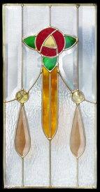 ステンドグラス ピュアグラス SH-K15 パネル 窓枠 おしゃれ アンティーク ガラス ランプ シート 照明 北欧 取り付け DIY ドア 窓 リビング 浴室 玄関 日除け 目隠し 室内 屋内 ステンドガラス 送料無料