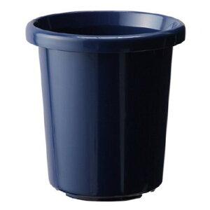 プラ鉢 長鉢F型 10号 ブルー 31Φx32cm【アップルウェアー 4905980025110】