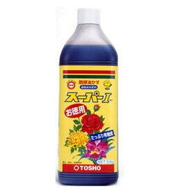 液体肥料 醗酵油かす液肥 スーパーI 2.4kg【東商 49711738】