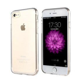 iPhoneSE/5/5s スマホケース ソフトケース クリアケース 傷防止 TPU素材 シンプル