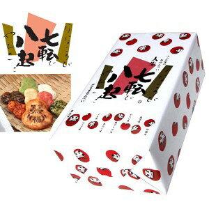 【送料無料】草加煎餅!埼玉の名産 草加せんべい 人生 七転び八起き だるませんべい 10袋入×3箱セット