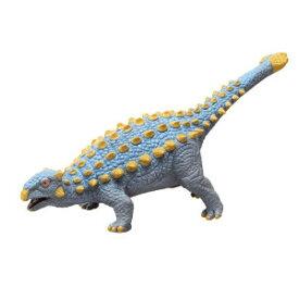 恐竜のフィギュア 模型 インテリア 玩具!アンキロサウルスビニールモデル FD-305 (70667)