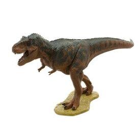 恐竜のフィギュア 模型 インテリア 玩具!ティラノサウルス ソフトモデル FDW-001(73301)