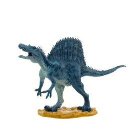 恐竜のフィギュア 模型 インテリア 玩具!スピノサウルス ソフトモデル FDW-003(73303)