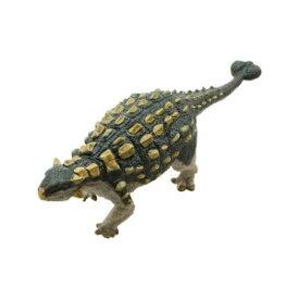 恐竜のフィギュア 模型 インテリア 玩具!アンキロサウルス ソフトモデル FDW-009(73309)