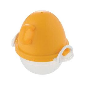 電子レンジ専用 ゆで卵 エッグボイラー!ezegg レンジでゆでたまご 1個用