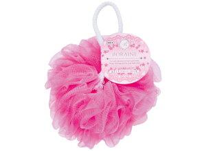 ロレーヌ 泡立てネットボールボディ用 ピンク