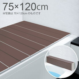 コンパクト風呂ふたネクスト AG L‐12【約75×120cm】