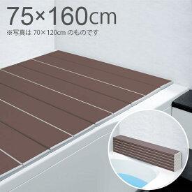 コンパクト風呂ふたネクスト AG L‐16【約75×160cm】