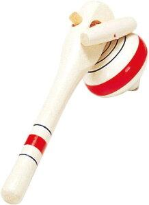 糸引きコマ 大 ネット入 12個セット こま 日本玩具 お正月 民芸玩具 昔ながら 懐かしい 伝承遊び 民芸 伝統 JAPAN おもしろ雑貨 ザッカ ビンゴ景品 バザー