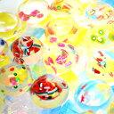 【ボール 子供】フルーツスーパーボール27mm(100入) 縁日 景品 縁日すくい おもちゃ えんにち スーパーボウル 祭り 用…