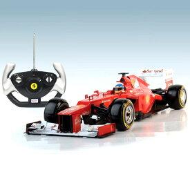 ラジコン RCフェラーリ F1 F138 1:12 ラジコンカー 車 くるま スポーツカー フェラーリ クルマ 走る おもちゃ 男の子 誕生日 クリスマス プレゼント 大人 走行 入学祝い フルファンクション