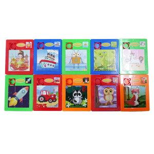 【25個セット】スライドパズルナイン パズル スライド 景品 おもちゃ 玩具 おまつり 夏祭り まつり おもしろ雑貨 ザッカ ビンゴ景品 バザー
