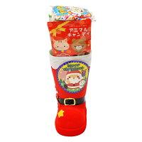 クリスマスブーツ赤29cmお菓子入りサンタブーツ