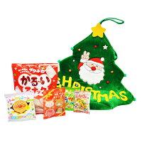 クリスマスお菓子もみの木ツリーバック