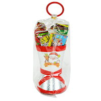 21cmお菓子詰め合わせサンタブーツサンタクロースChristmasプレゼント子ども会子供会クリスマスブーツ銀送料無料