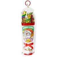 39cmお菓子詰め合わせサンタブーツサンタクロースChristmasプレゼント子ども会子供会クリスマスブーツ銀送料無料