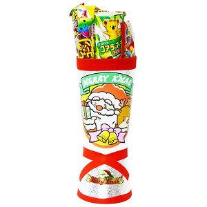 クリスマスブーツ 銀40cmお菓子入り まとめ買い クリスマスソックス 大 クリスマス 靴下 サンタ プレゼント クリスマス お菓子 詰め合わせ クリスマスブーツ クリスマス プレゼント ブーツ