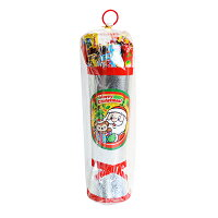 46cmお菓子詰め合わせサンタブーツサンタクロースChristmasプレゼント子ども会子供会クリスマスブーツ銀送料無料