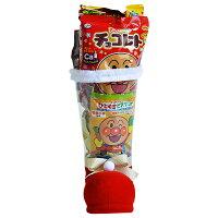 32cmお菓子詰め合わせサンタブーツサンタクロースChristmasプレゼント子ども会子供会クリスマスブーツスケルトンM送料無料
