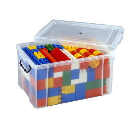 送料無料 凸凹ブロック コンテナケース入 BB128 知育 知育玩具 学校 幼稚園 保育園 創造力 立体 オモチャ おもちゃ パズル パズルおもちゃ レゴ レゴブロック おもしろ雑貨 ザッカ ビンゴ景品 バザー