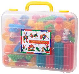 ほのぼのペタペタブロック L ブロック 積み木 知育 知育玩具 空間 創造力 幼稚園 保育園 プレゼント ギフト 贈りもの 立体 しまじろう プッシュブロック お祝い おもしろ雑貨 ザッカ ビンゴ景品 バザー