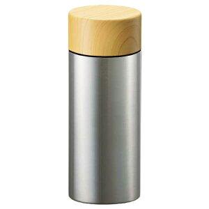 木目調サーモステンレスボトル300ml