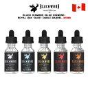 BLACKWOOD 30ml   リキッド 電子タバコ 電子たばこ 正規品 禁煙 大容量 vape liquid ベイプ フレーバー カナダ産 海外…