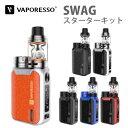 VAPORESSO SWAG スターターキット | VAPE ベイプ 電子タバコ 電子たばこ 電子煙草 爆煙 最新 おすすめ オススメ おし…