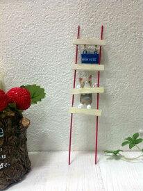 ガーデンピック エシェルシャトンピック キャット 3480 はしご ラダー ミニピック 鉢ピック プランターピック ピック ねこ 猫 ネコ キャット