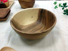 アカシアウッド ワイドボウル アカシア材アカシアの木 お皿 小皿 木製皿 丸皿 キッチン雑貨 オシャレ 小物入れ  423243