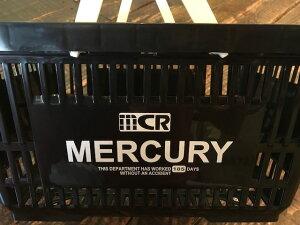Mercuryマーケットバスケット買い物かごカラフルバスケットマーキュリー