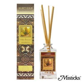 Misticks ミスティックス インディアンサマー ディフューザー 60ml お香 芳香剤 スティック ルームフレグランス アロマ 部屋 トイレ 玄関 INDIAN SUMMER