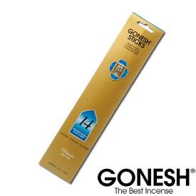 GONESH ガーネッシュ No.14 お香 スティックインセンス 海外ブランド 御香 【ガネッシュ GONESH】