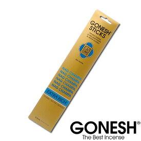 GONESH ガーネッシュ ナグチャンパ お香スティック 御香 インセンス フローラル インド Nag Champa 【ガネッシュ GONESH】