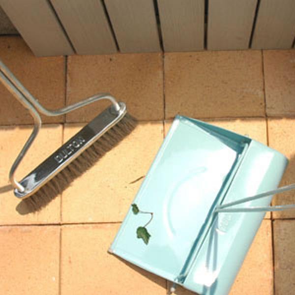 DULTON ダルトン スマイリーロングハンドル ほうき&ちりとりセット ホウキ チリトリ ほうき ちりとり 掃除セット Smilly set long handle
