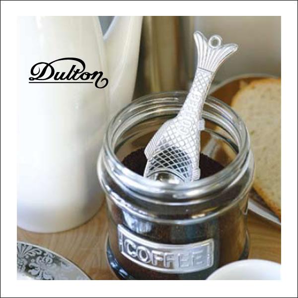 【 DULTON 】 ダルトン アルミニウムフィッシュメジャースプーンセット Aluminum fish measure spoon set メジャースプーンセット 大さじ 中さじ 小さじ